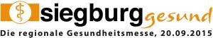 Logo siegburg gesund datum